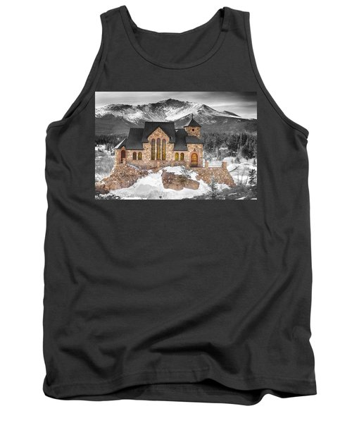 Chapel On The Rock Bwsc Tank Top