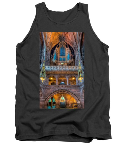 Chapel Organ Tank Top