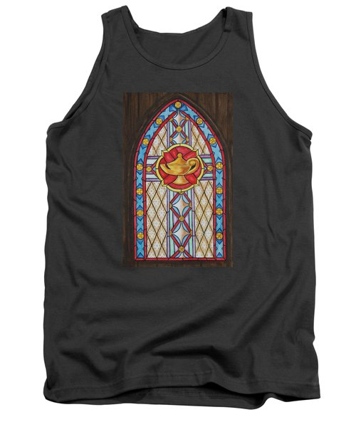 Chapel Window Tank Top