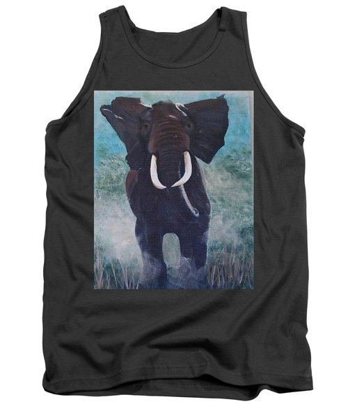 Charge Tank Top