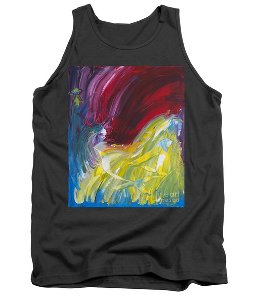Chariot Through Hell Tank Top