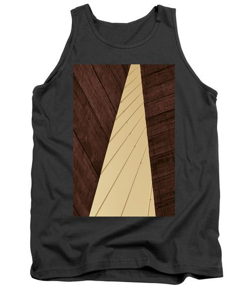 Charleston Bridge Abstract Tank Top