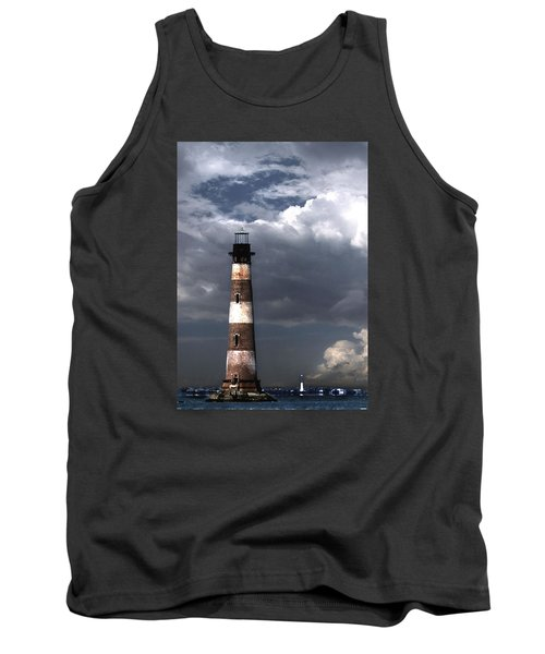 Charleston Lights Tank Top by Skip Willits