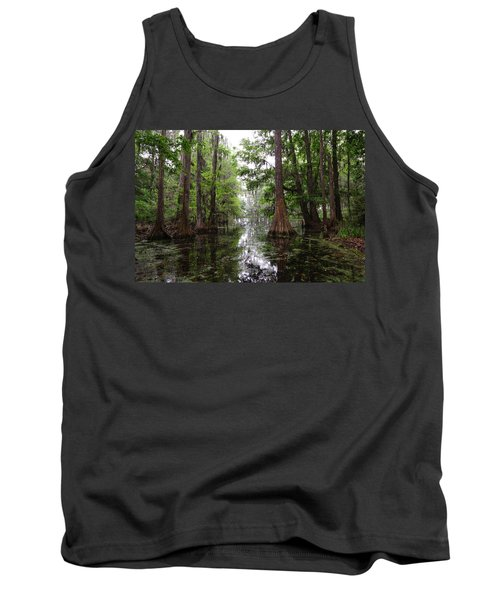 Charleston Swamp Tank Top