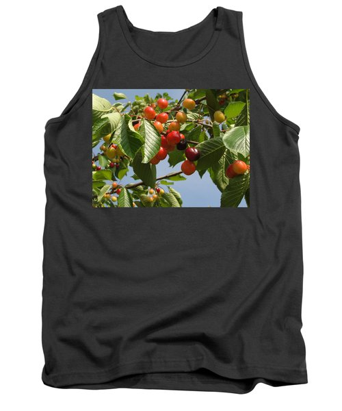 Tank Top featuring the photograph There's Always 'that One' by Natalie Ortiz