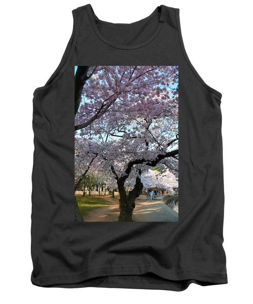 Cherry Blossoms 2013 - 044 Tank Top
