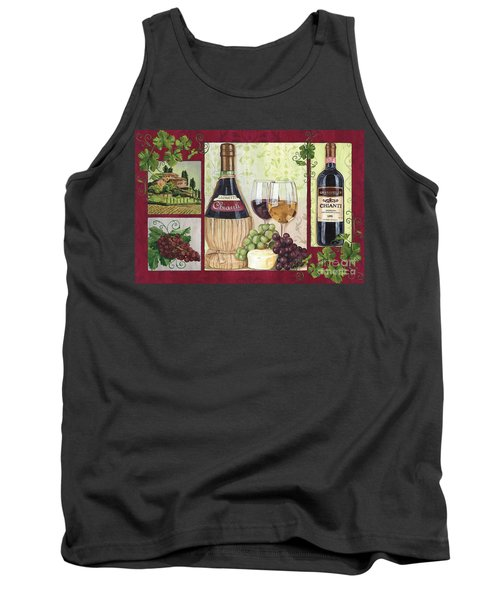 Chianti And Friends 2 Tank Top