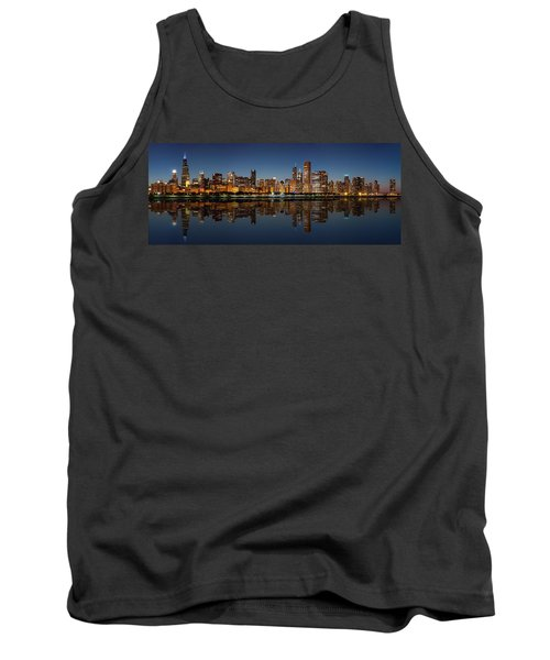 Chicago Reflected Tank Top