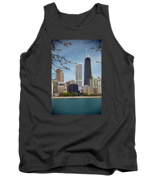 Chicago Spring Tank Top by Lawrence Boothby