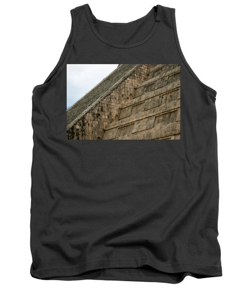 Tank Top featuring the photograph Chichen Itza by Silvia Bruno