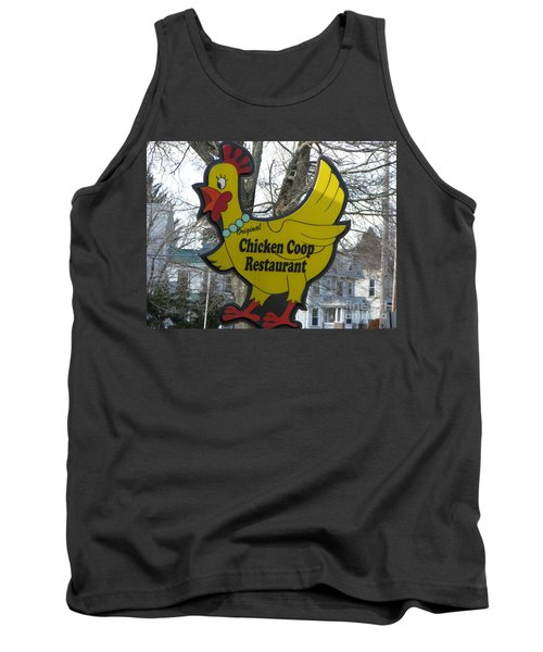 Chicken Coop Tank Top
