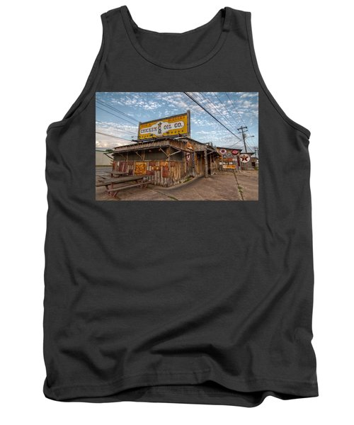 Chicken Oil Company Tank Top