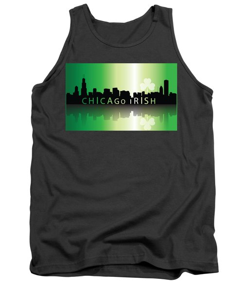 Chigago Irish Tank Top