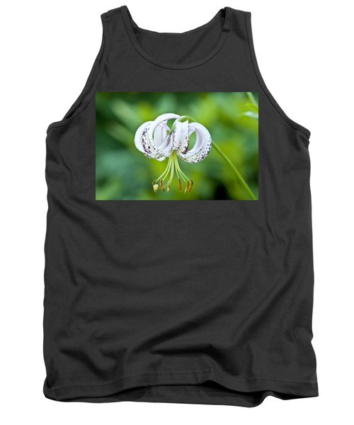 Chinese Lily Tank Top by Lana Enderle