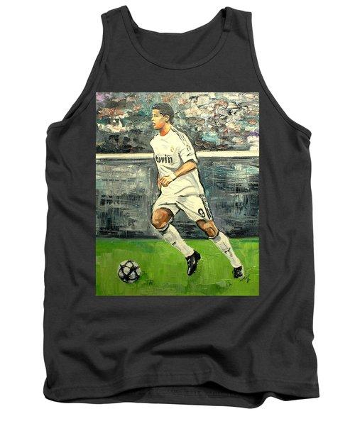 Christiano Ronaldo Tank Top
