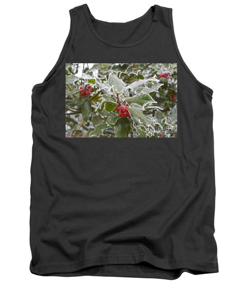 Christmas Greetings Tank Top