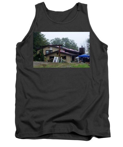 Christmas Lions Tigers And Bears House Tank Top