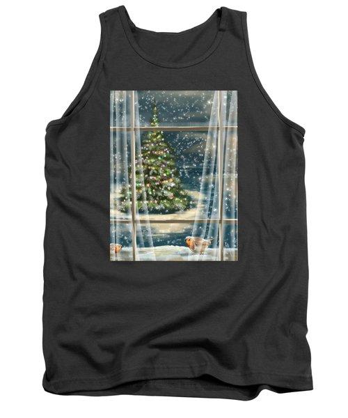Christmas Night Tank Top