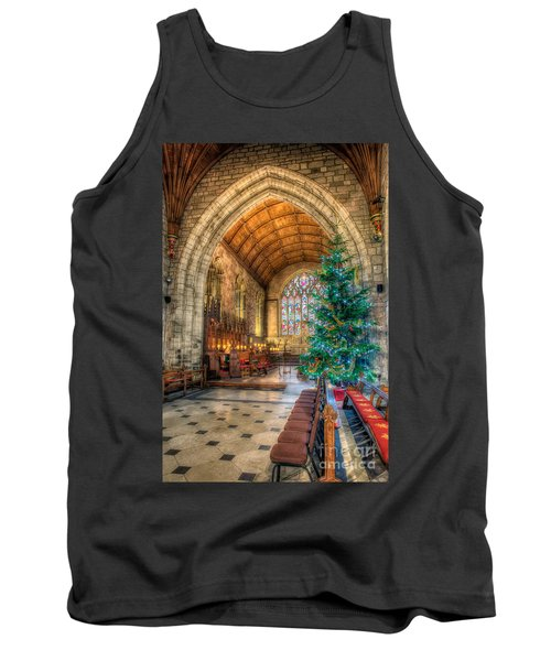 Christmas Tree Tank Top