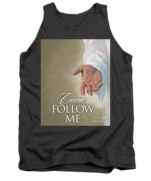 Christ's Hand Tank Top by Rob Corsetti