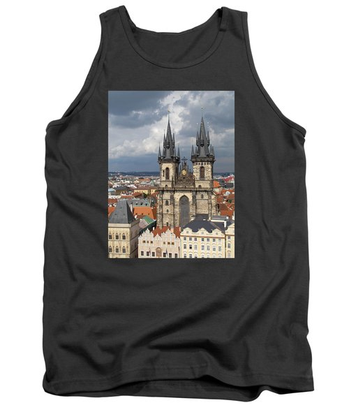 Church Of Our Lady Before Tyn - Prague Tank Top