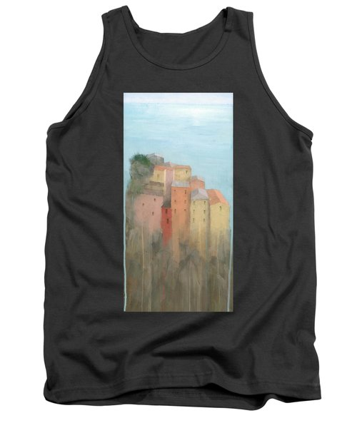 Cinque Terre Tank Top by Steve Mitchell