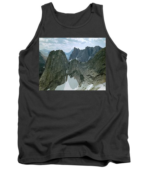 209615-cirque Of Towers, Wind Rivers, Wy Tank Top