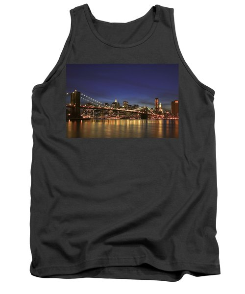 City Of Lights Tank Top