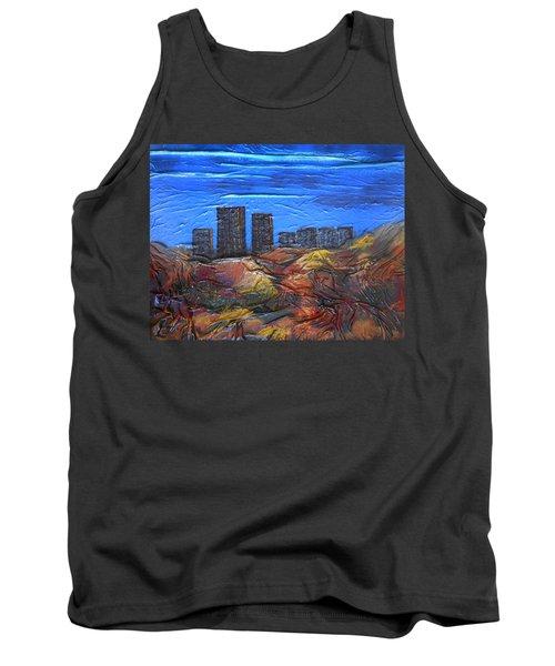 City Of Trees Tank Top