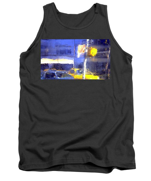 City Reflection Tank Top