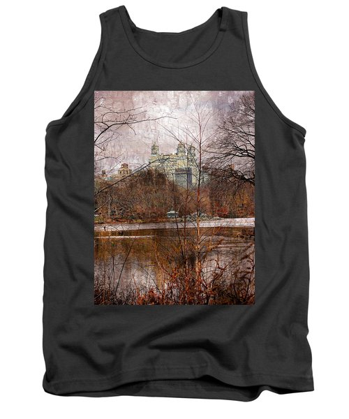 New York City View Series 02 Tank Top