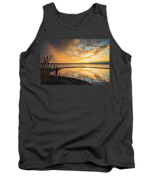Clearing Rainstorm Tank Top