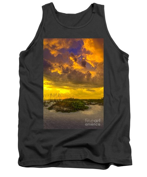 Clearing Skies Tank Top by Marvin Spates
