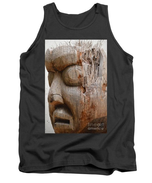 Climate Mind Changer Tank Top by Brian Boyle