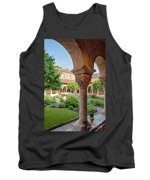 Cloisters Courtyard Tank Top