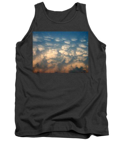 Cloud Texture Tank Top