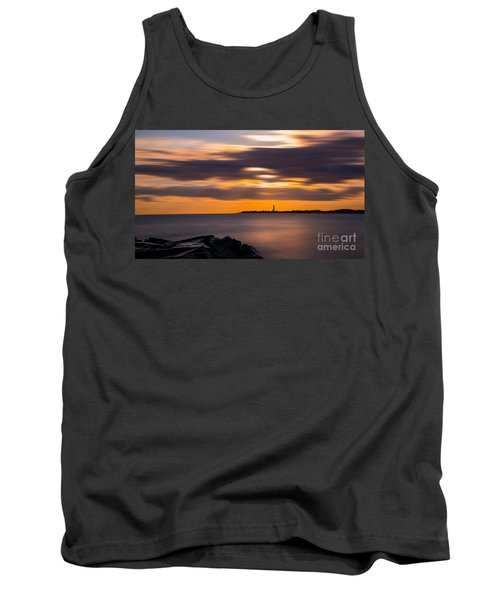 Clouds In Motion At Cape May  Tank Top