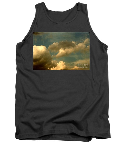 Clouds Of Yesterday Tank Top