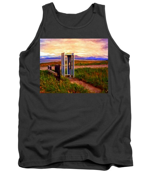 Cold Bay Ferry Service Tank Top