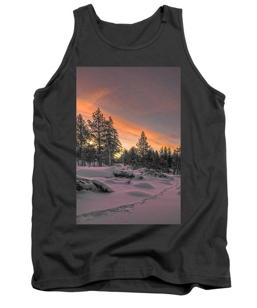 Cold Morning Tank Top