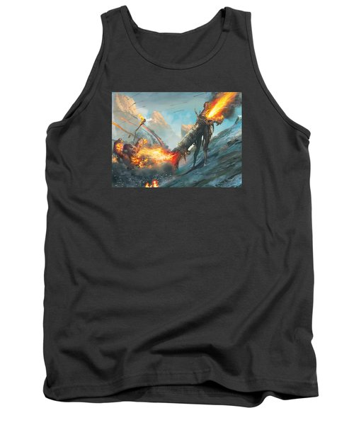 Collateral Damage Tank Top