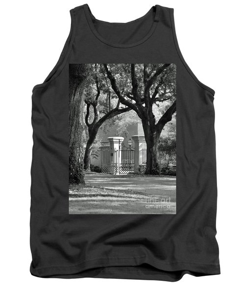 College Of Charleston Gate Tank Top