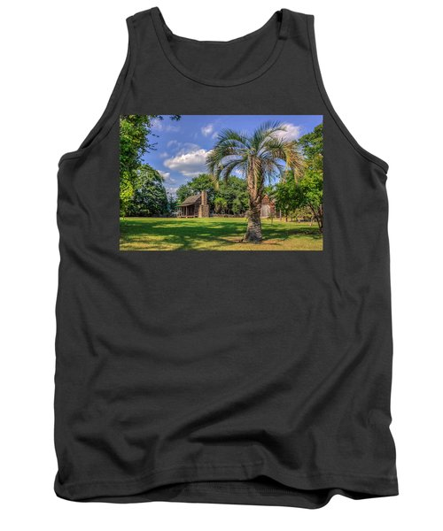 Colonial Paradise Tank Top by Rob Sellers