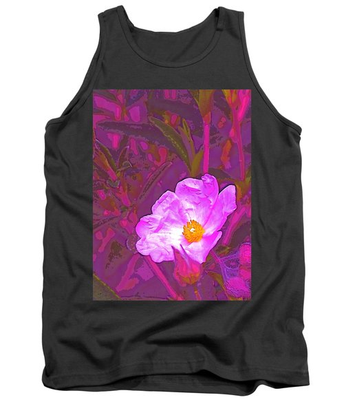 Tank Top featuring the photograph Color 2 by Pamela Cooper
