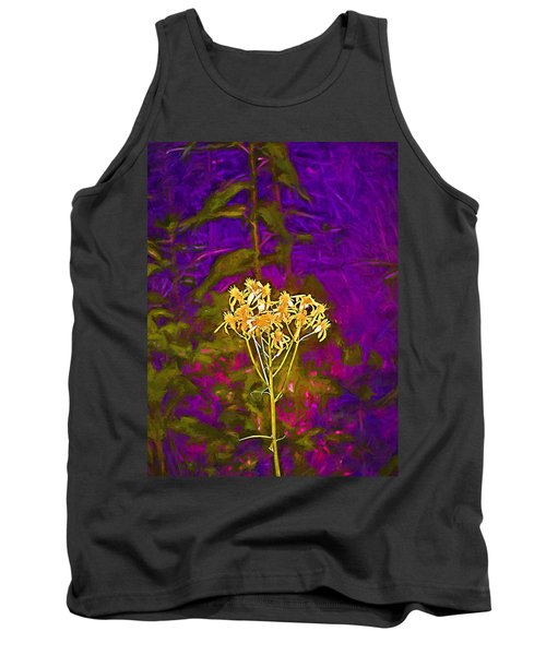 Tank Top featuring the photograph Color 5 by Pamela Cooper