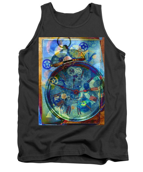 Color Time Tank Top