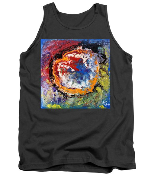 Colorful Happy Tank Top