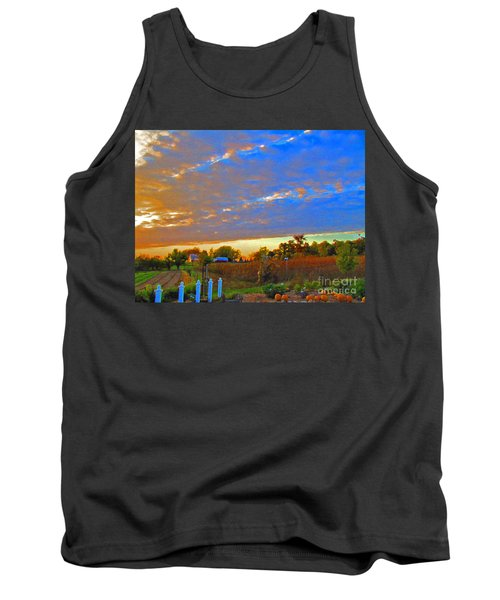 Colorful Harvest Tank Top