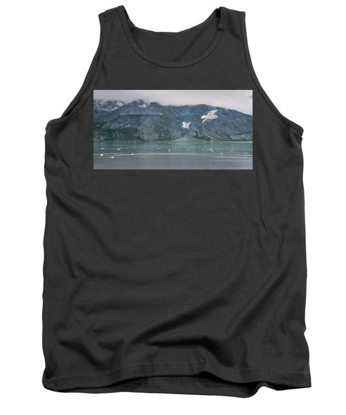 Colors Of Alaska - Glacier Bay Tank Top
