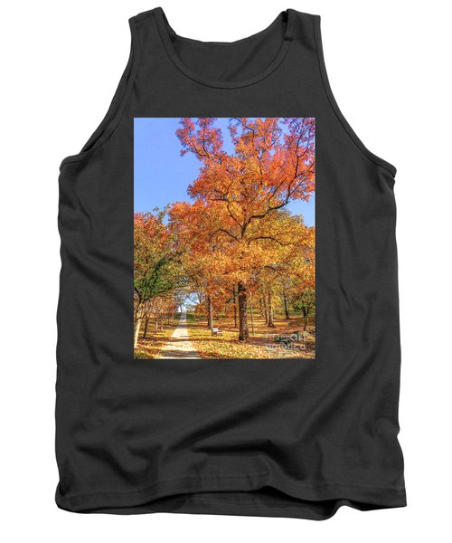Colors Of Fall Tank Top